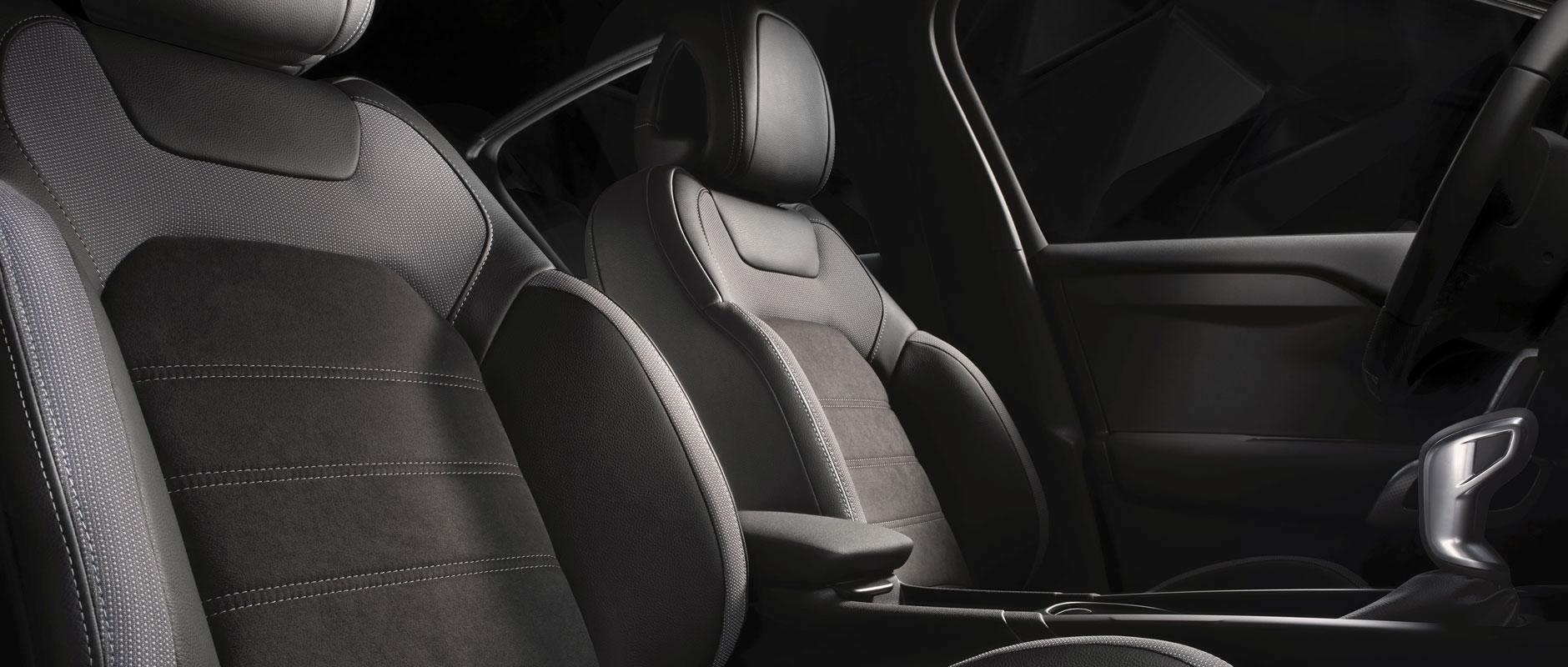 DS 4 Crossback - détails - Interior