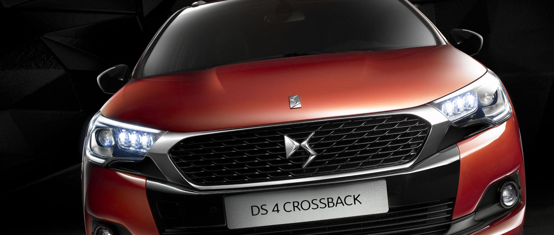 DS 4 Crossback - détails - Exterior