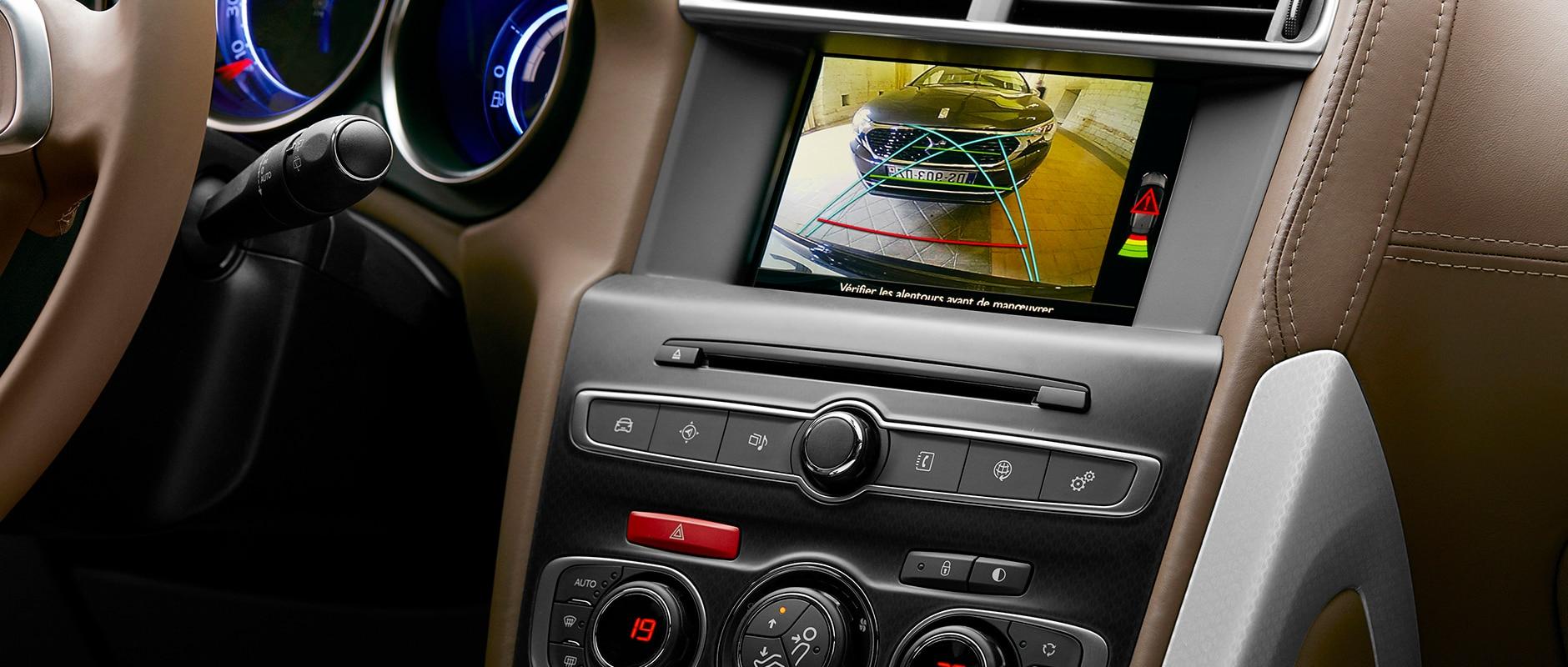 DS 4 Crossback - détails - Tecnología para el Confort