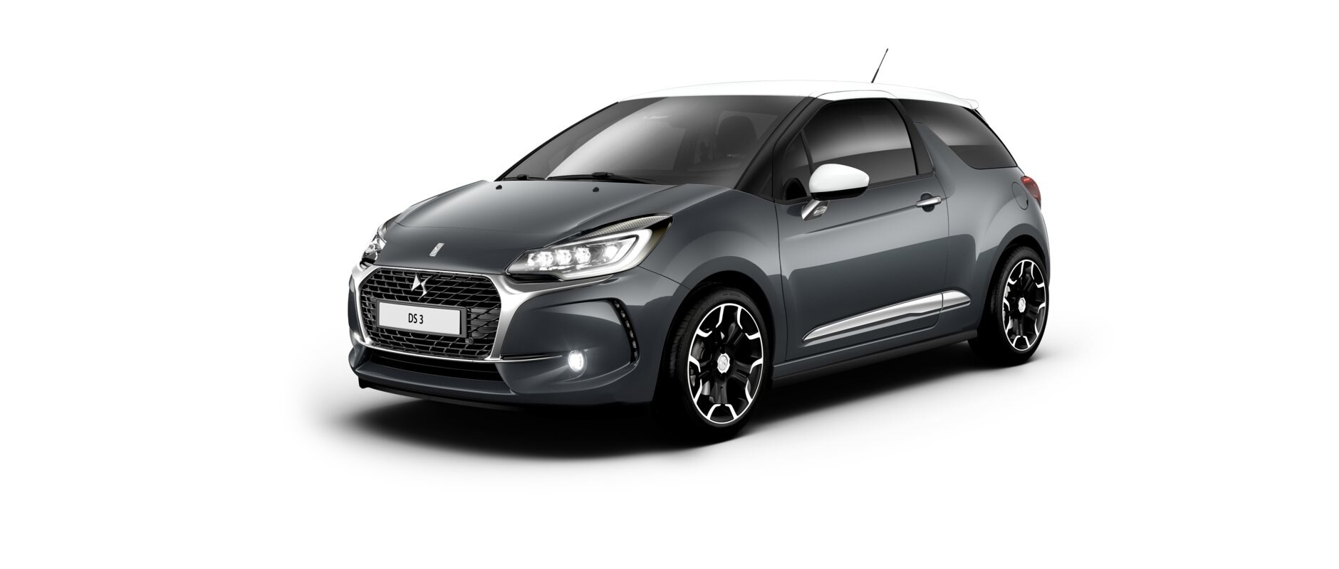 DS 3 - Shark Gray
