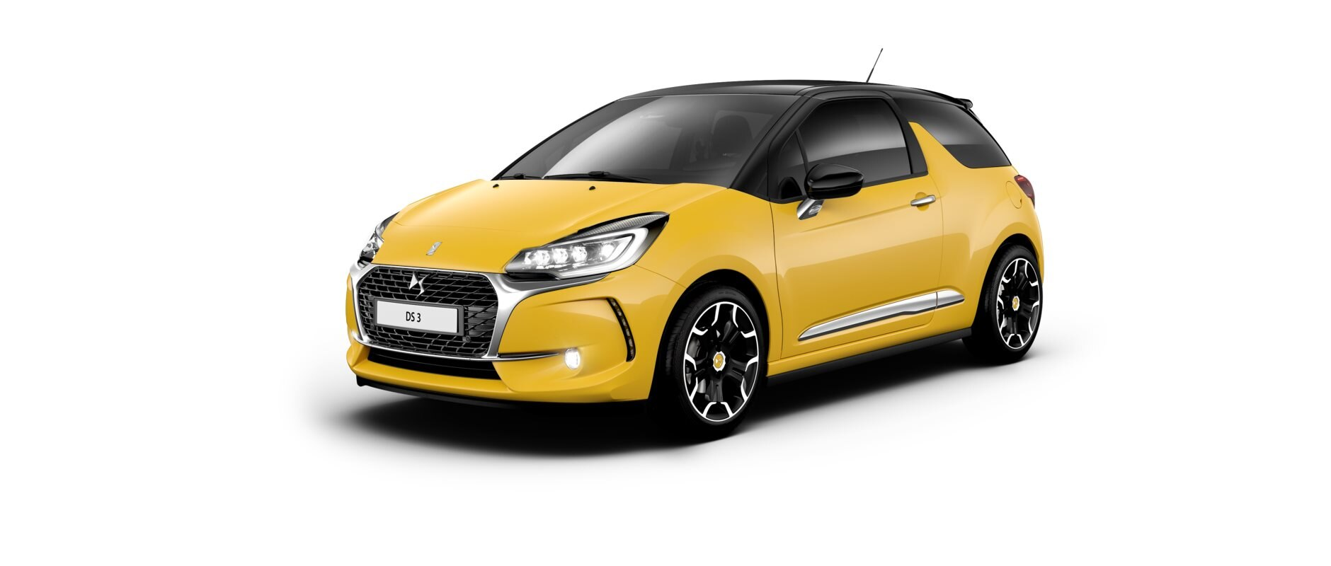 DS 3 - Yellow Pégase